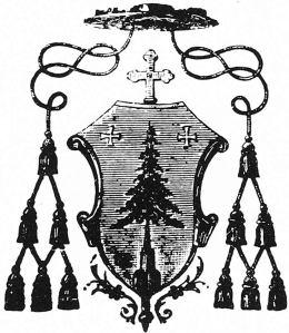 Stemma del Vescovo Luigi Boschi