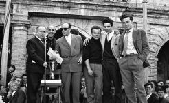 Sagra dei Piselli 1959-1964