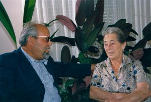 Prof.Sardini e Pasqualina