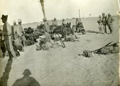Pezzi di montagna su cammelli -15-6-1912-Feshubam -002