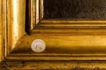 Allegoria della Pace (particolare dell'etichetta della casa d'aste - Sec. XVII di Corrado Giaquinto