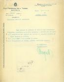 Lettera dell'Ente Provinciale per il turismo di Macerata del 22-4-1937. ASCPP