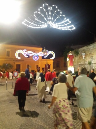 Festa di Santo Stefano patrono di Potenza Picena e della Parrocchia 2018. Foto di Elisa Cartuccia