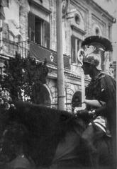 Seconda festa del Grappolo d'Oro 30/9/1956. Foto di Giovanni Cardinali.