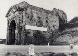 Porta Galiziano negli anni '50. Foto Bruno Grandinetti.